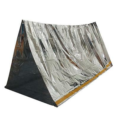 3/2/1x Emergency Reusable First Aid Shelter Tent Camping Outdoor Hiking Survival