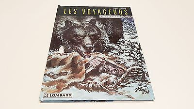 Les voyageurs T2 Grizzly EO / Kas / Macleod // Le Lombard
