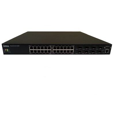 Switch DELL Powerconnect 6024 24 Ports RJ-45 10/100/1000