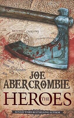 The Heroes by Joe Abercrombie (Paperback) New Book