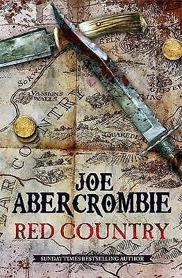 Red Country by Joe Abercrombie (Paperback) New Book