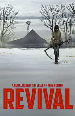 Revival Volume 1: You're Among Friends. Image Comics. Graphic Novel.