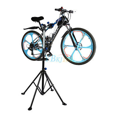 "Pro Bike Adjustable 43"" To 75"" Repair Stand w/ Telescopic Arm Bicycle Cycle Rack"