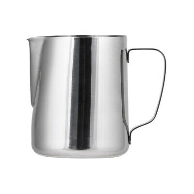 Milk Frothing Jug 2000mL Stainless Steel Coffee Steaming Creamer Water Pitcher