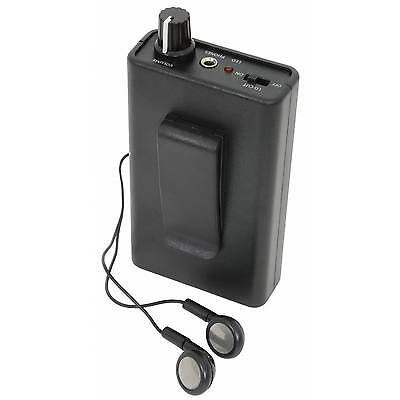Adastra LR2 Induction Loop Receiver - Headphones Included - Free Delivery