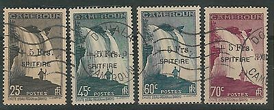 54998 - FRENCH COLONIES: CAMEROUN Cameroon - STAMPS: YVERT 236/8 Used - FINE!!