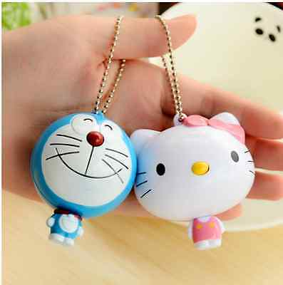 1X Hot Mini Cute Cartoon Cat Sewing Tailor Plastic Flat Tape Body Measure Ruler