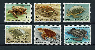 s8666) PAPUA & NEW GUINEA MNH** 1984, Airmail connection 4v