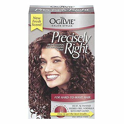 2 Pack - Ogilvie Precisely Right Perm Hard-To-Wave 1 Each