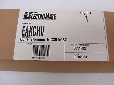 New in Box Rittal EAKCHV (Adaptor kit for Cutler Hammer F/C361/371 Disconnect)