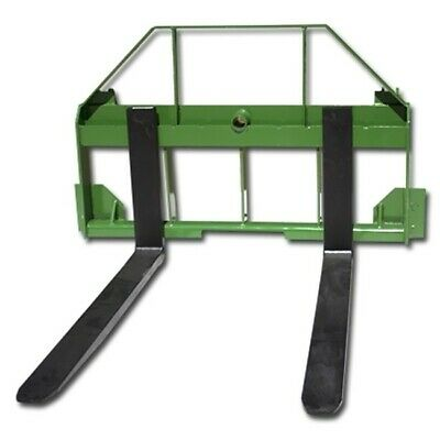"36"" Pallet Fork Attachment fits John Deere 200,300,400,500 Loaders"