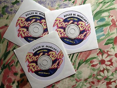 Radio Show:ROCK N ROLL REWIND 00-11 STEVE BOONE LOVIN SPOONFUL TRIBUTE 3 HR/3 CD