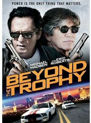 BEYOND THE TROPHY 2014 Action dvd Los Angeles Gangs MICHAEL MADSEN Eric Roberts