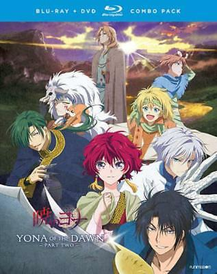 Yona Of The Dawn: Part Two New Blu-Ray/Dvd