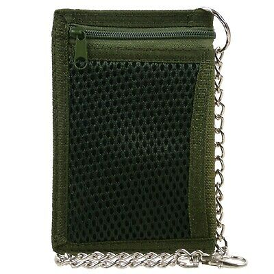 NEW Mens Boys Camoflage Canvas Wallet Surf Handy CAMO Sports Style