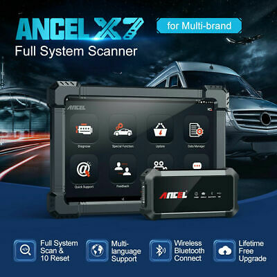 Launch X431 EasyDiag idiag OBD2 Scanner ABS SRS For Android IOS Code Reader
