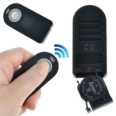 Portable ML-L3 Wireless Shutter Release Remote For Nikon D5100 D7100 D5200 D3200