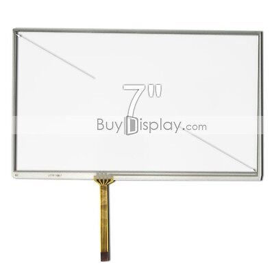 """Factory Outlet 7"""" inch Resistive Touch Panel Screen with Free FPC Connector"""