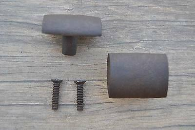 VINTAGE French style Fancy Cast Iron door cabinet drawer Knobs handles Pulls