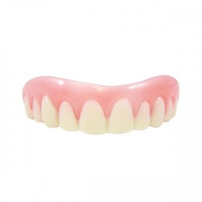 Billy-Bob Instant Smile Medium Fake Teeth with Fixative