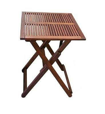 Outdoor Sqaure Folding Table 60cm