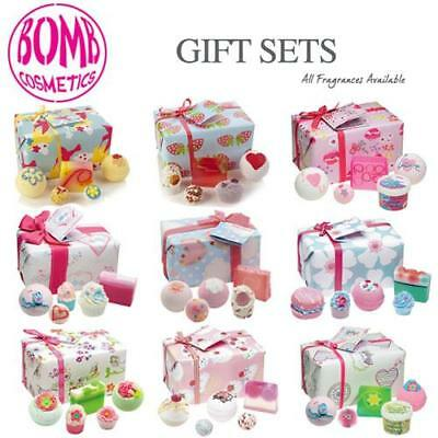 Bomb Cosmetics Gift Sets All Designs & FREE POSTAGE