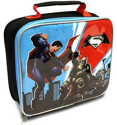 Batman v Superman: Dawn of Justice Insulated Lunch Bag/Box
