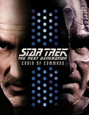 Star Trek: The Next Generation - Chain Of Command New Blu-Ray