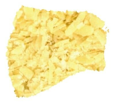 Carnauba Wax 4 Oz Pure CARNAUBA WAX FLAKE 4 Oz + Free Shipping
