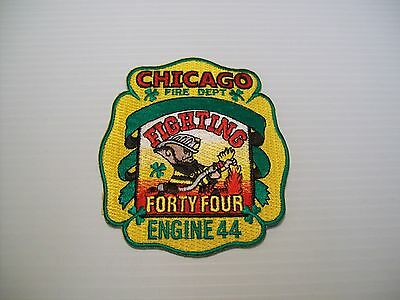 Chicago Fire Department Engine 44 Patch