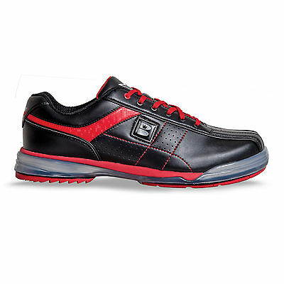 Brunswick TPU X Performance Bowling Shoes Black Red Right Hand Wide Width