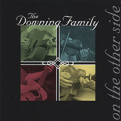 The Downing Family - On the Other Side [New CD]