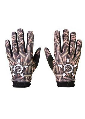 UNIT Clothing Peace - Youth Gloves in BRASS