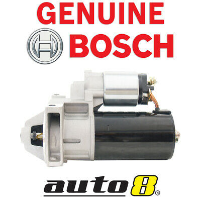 Genuine Bosch Starter Motor to fit Holden Clubsport VP VR 5.0L Petrol V8 LB9 304