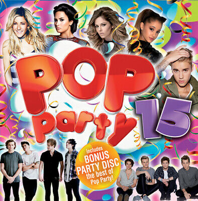 Various Artists : Pop Party 15 CD (2015)