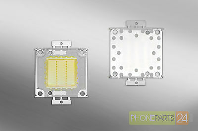 20W LED Chip 600mA 32 - 34V 1600 - 1800 LM High Power kalt weiss