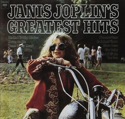 Greatest Hits - Janis Joplin (Album) [CD]