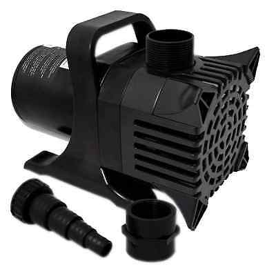 New Submersible Koi Pond Waterfall Garden Fountain Pump Jebao Jgp-25000 6600Gph