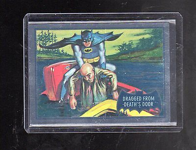 2016 Cryptozoic DC Justice league DC7-5 Batman Classic TV series Cryptomium card