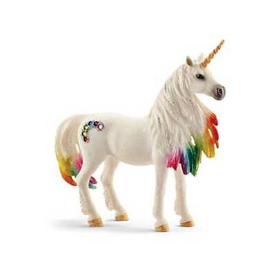 Schleich - Rainbow Unicorn Mare NEW toy figure bayala