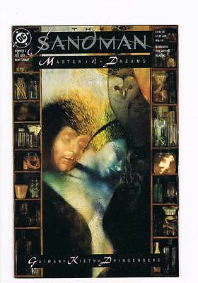 Sandman Volume 2 # 2 Imperfect Hosts ! grade 9.0 scarce book !!