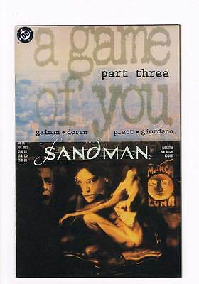 Sandman Volume 2 # 34 Bad Moon Rising  ! grade - 9.0 scarce book !!