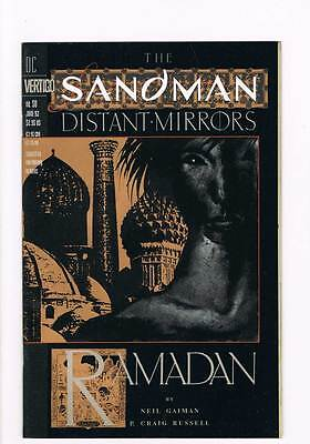 Sandman Volume 2 # 50 Ramadan ! grade - 8.5 scarce book !!