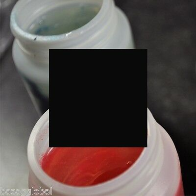 Raail Black Drop-in Tints 8 oz, Colour for ProTek, Clear Plasti Dip, Halo EFX