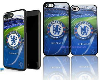 Chelsea FC Football Club 3D Case Cover for iPhone 4 4S 5 5S SE 6 6S 7 8