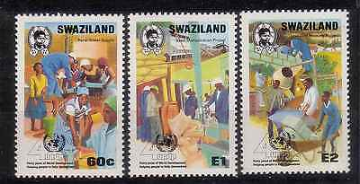 Swaziland 1990 United Nations Development Programme MNH