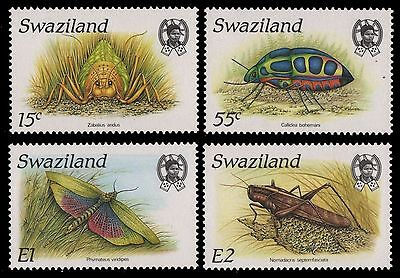 Swaziland 1988 Insects