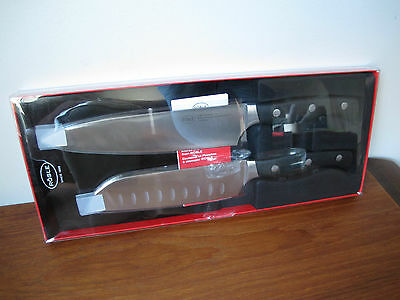 New Rosle Santoku Knife & Chef's Knife Kitchen Restaurant Chef Meat Germany