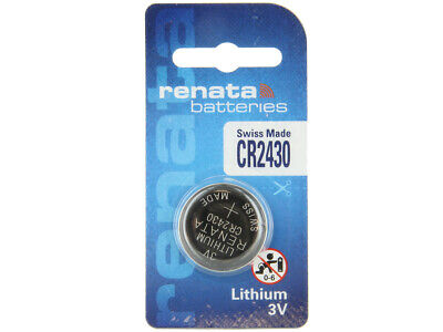 Sony CR2430 Battery Lithium Cell Button Batteries Blister Pack frm Melb