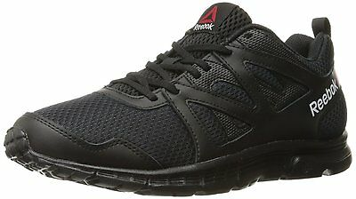 Mens Reebok AR2999 Run Supreme 20 Mt Running Shoe100 Authentic BlackCoal  New